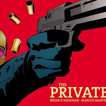 Second Issue Of Brian K Vaughan And Marcos Martins Private Eye Goes Up