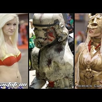 Cosplay All Over The World &#8211 Five Minutes At Heroes Con