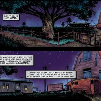 Five Things About Liberator Issue One