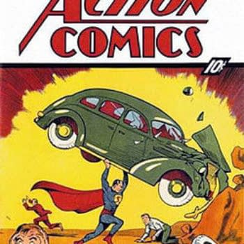 Drunk Driver Smashes Through Action Comics #1 Fence Around Joe Shuster's Former Home