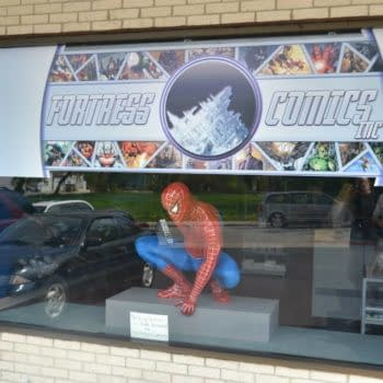 Welcome To The Fortress – A New Comic Store In Ontario, Canada