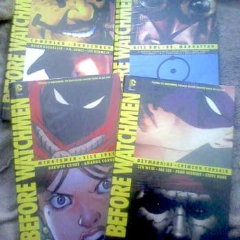 The Very Quotable Before Watchmen (UPDATE)