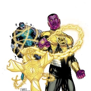 A New Sinestro Series By Cullen Bunn And Dale Eaglesham From DC Comics
