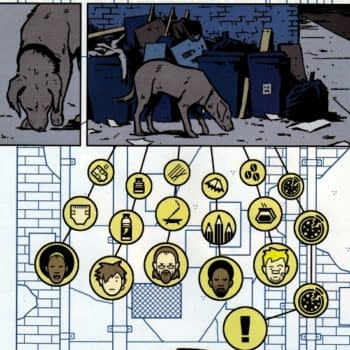 Hawkeye #11 – The Best Single Comic You'll Read Today, Even If You're Gary Groth
