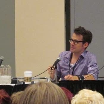 Matt Fraction Talks Hawkeye Arrested Development And Pizza Dog at Heroes Con
