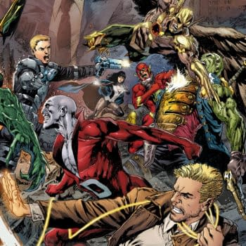 Justice League Dark Grabs The Most Advance Reorders, With Batman/Superman And Lazarus Close Behind