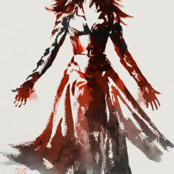 Jean Grey Stars In New Suiboku-Ga Poster For The Wolverine
