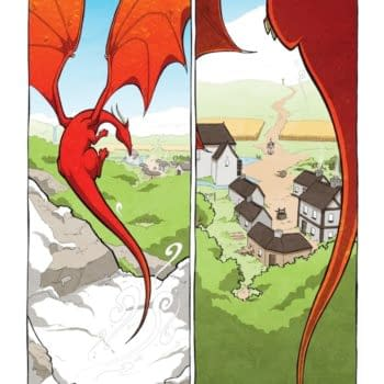 Improper Books Slay Storytelling Boundaries With Knight And Dragon