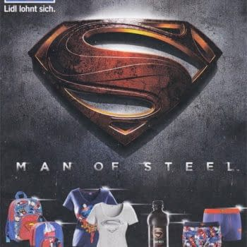 A Lidl Look At The Man Of Steel
