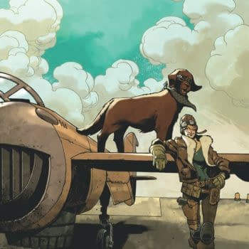IDW Sells Out Half Past Danger And Wild Blue Yonder, With Sales Figures