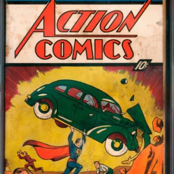 The Action Comics #1 Found In The Wall Of An Old House Sells For $175,000