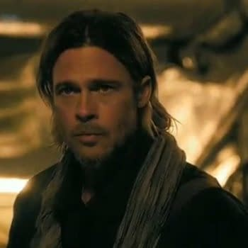 Brad Pitt May Star In Untitled WWII Drama Scripted By Steven Knight
