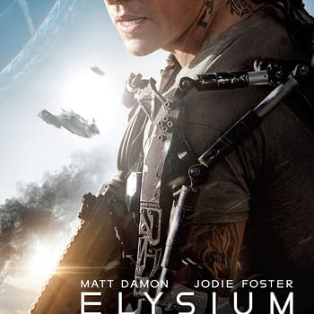 Elysium To Be Remastered For IMAX Will Hit Worldwide On August 9th