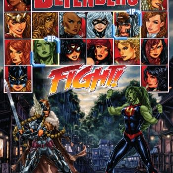 Cammy's Covers – Fearless Defenders To Winter Soldier