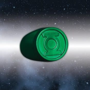 Expecting a Green Lantern Ring With Your Green Lantern #21? Sorry…