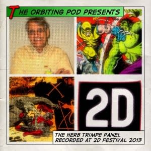 Orbiting Herb Trimpe