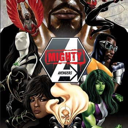 A New Blacker Mightier Avengers