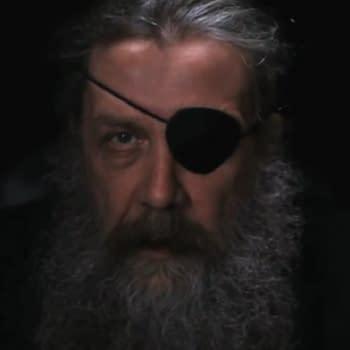 """I Am The Renegade Genius, Alan Moore"" – Kickstarter Supervillains"