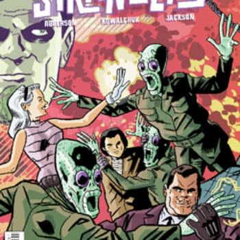 Mysterious Strangers Draws Significant Advance Reorders – Superman Unchained, Batman Zero Year,  Astro City, Fabulous Killjoys And Six Gun Gorilla Don't Do Badly Either