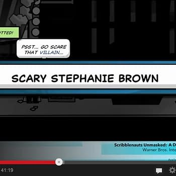 Scary Stephanie Brown Highlighted In Scribblenauts Unleashed: A DC Adventure From Nintendo At E3