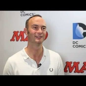 Geoff Johns Talks Shazam And Trinity War, Christopher Lee Introduces Forever Evil, And Other Comic Con Week Video From DC