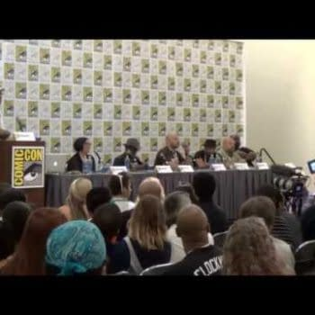 Chaos And Love: The Black Panel SDCC 2013 – With Video