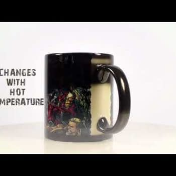 Americans! Win A Rather Hot Trinity War Mug From DC Comics! (UPDATE)