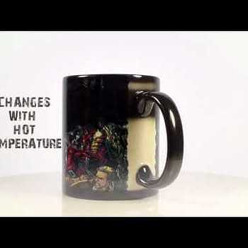 Americans Win A Rather Hot Trinity War Mug From DC Comics (UPDATE)