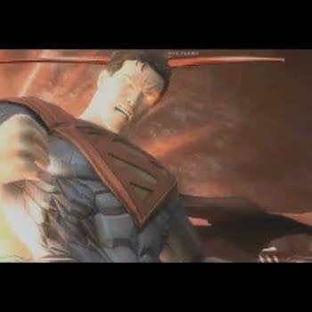 So Just How Can Superman Punch Someone Into Space In Injustice: Gods Among Us?