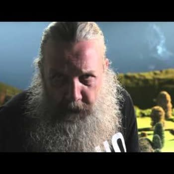 Alan Moore Talks About His Planned Feature Film, The Show