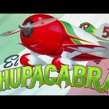 Prepare To Meet El Chupacabra, Daredevil Of The Cars Spin-Off, Planes