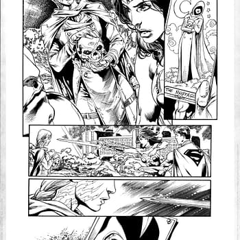 So Yes More On That Justice League #22 Rumour That Will Tear The Internet Apart. Spoilers Obviously.
