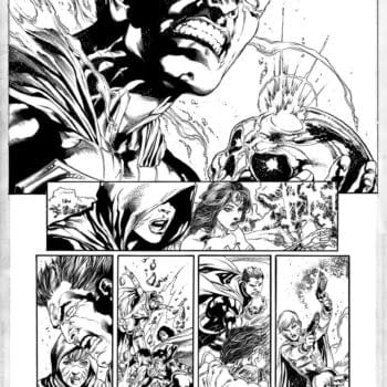 A Retailer Writes About Justice League #22 Spoilers