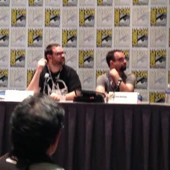 Dark Horse (Super) Powered By Creators At San Diego Comic Con