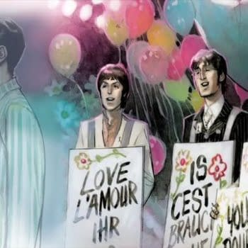 Andrew Robinson on The Fifth Beatle