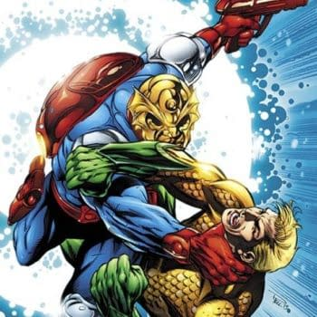 John Ostrander Gets Another Bite Of The New 52 Aquaman