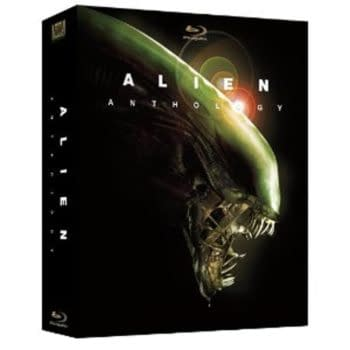 Now Is The Time To Buy The Alien Anthology Blu-rays
