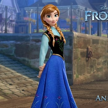 New Frozen Images And Descriptions Introduce Us To The Characters
