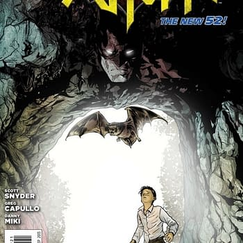 Batman Tops BC Bestseller List&#8230 But Creator Owned Comics Are Rising