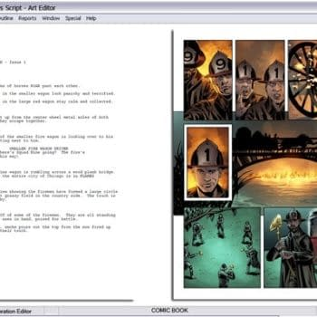 ComiXwriter – A Software Package That Helps The Comic Writer In Us All