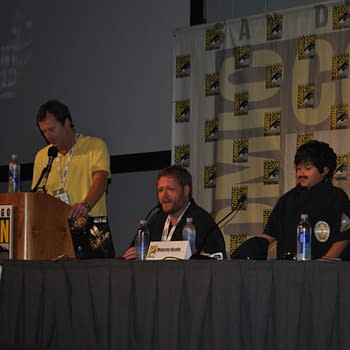 Does That Kid Have A Mustache &#8211 The Axe Cop SDCC Panel Recap