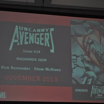 Marvel Infinity &#8211 The New Event Includes Remender and McNiven On Uncanny Avengers