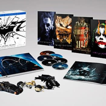 So What's New In The Dark Knight Trilogy Ultimate Collector's Edition?