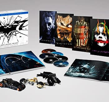 So Whats New In The Dark Knight Trilogy Ultimate Collectors Edition