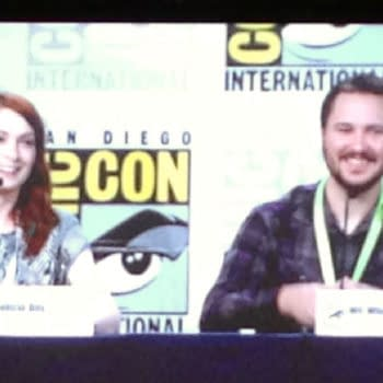 Geek And Sundry – Leveling Up Panel