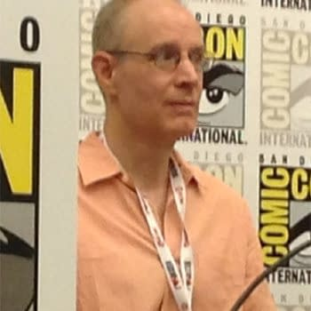 Flesk Publications Exposed SDCC 2013 Panel