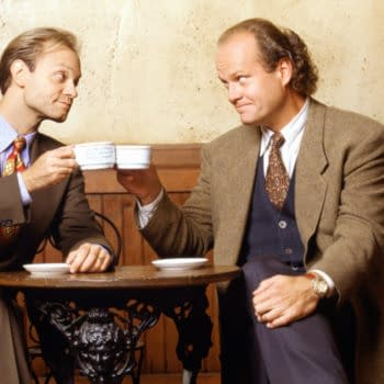 Now Is The Time To Buy The Cheers And Frasier Box Sets