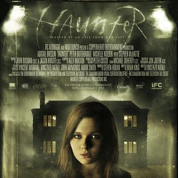 First Clip From Vincenzo Natalis Haunter