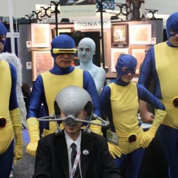 X-Men Eat Free At San Diego Comic Con