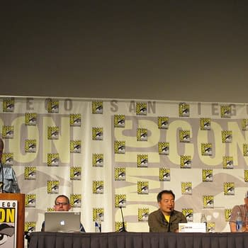 DC's Meet the Co-Publishers Brings a Tide of Teasers from Lee and Didio at SDCC